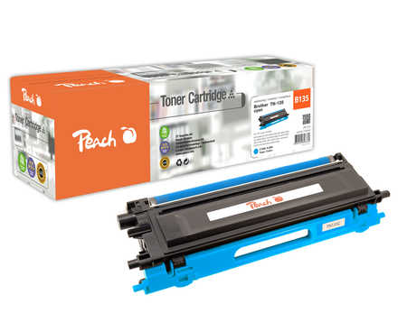 Brother TN-135C, TN-135 toner modro-zelený