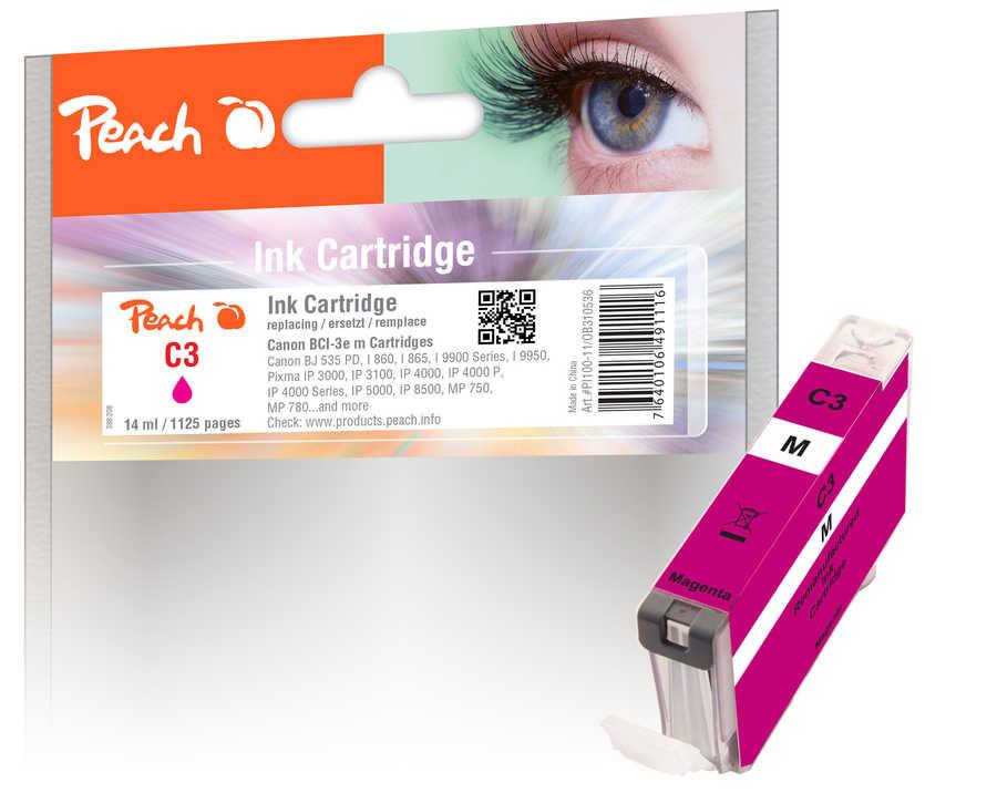 Canon BCI Inkoustová náplň purpur