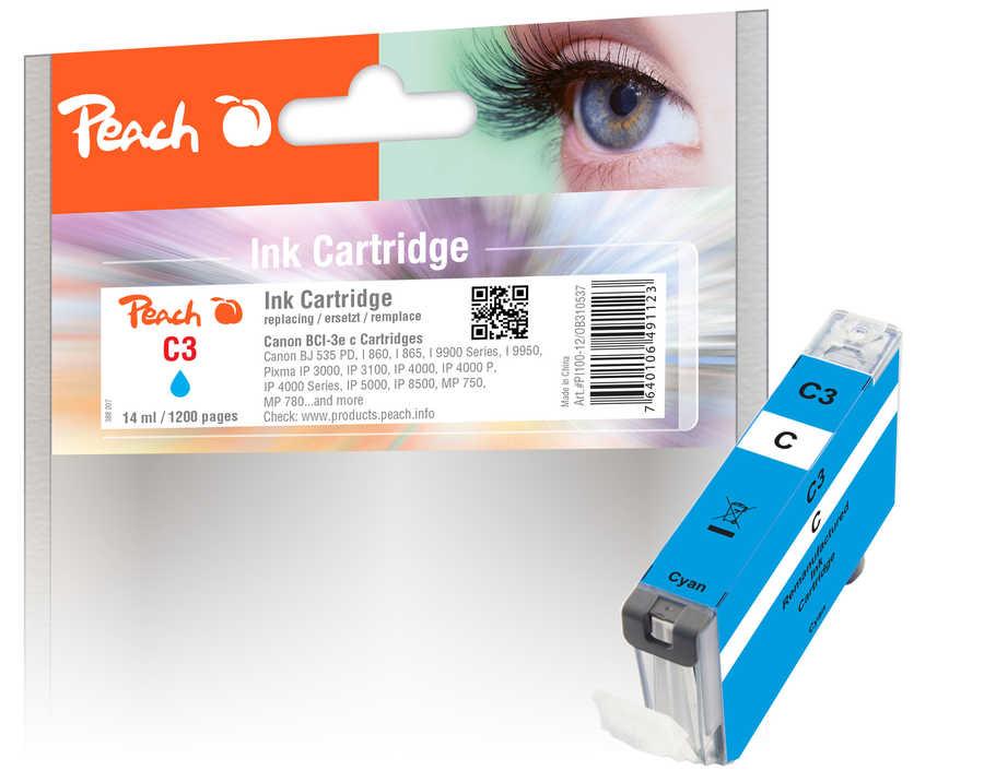 Canon BCI Inkoustová náplň azur