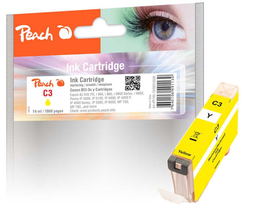 Canon BCI Inkoustová náplň žlutá