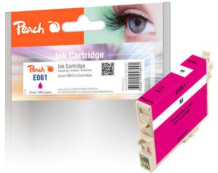 Epson T0613 inkoustová náplň purpur