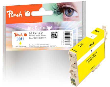 Epson T0614 inkoustová náplň žlutá