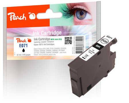 Epson T0711 inkoustová náplň černá