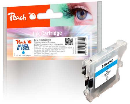 Brother LC-1100c inkoustová náplň azur