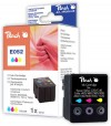 310545 - Peach Ink Cartridge colour, compatible T014, , T052, S020089, S020191 Epson