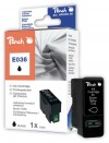 311331 - Peach Ink Cartridge black, compatible with T036 Epson