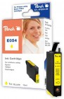 311847 - Peach Ink Cartridge yellow, compatible with T0544 Epson