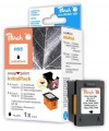 313284 - 1 Peach Print-head, 1 Snap-in Ink Cartridge black, compatible with No. 56, C6656AE HP