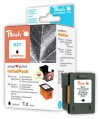 313407 - 1 Peach Print-head, 1 Snap-in Ink Cartridge black, compatible with No. 27, C8727AE HP