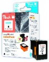 313411 - 1 Peach Print-head, 1 Snap-in Ink Cartridge black, compatible with No. 338, C8765E HP