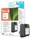 314225 - Peach Ink Cartridge colour, compatible No 17, C6625AE HP