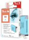 314714 - Peach Ink Cartridge Photo cyan compatible with CLI-8pc Canon