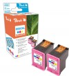 319788 - Peach Twin Pack Print-head color, compatible with No. 650XL, CZ102AE HP